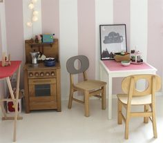 Tea for two! | KRITTER table | See more of Denise's lovely Danish home in live from IKEA FAMILY