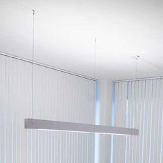 Marc 2 Light Linear Suspension  Kitchen