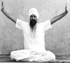 Guru Singh from Yoga Revolution site
