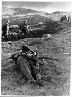 Waffen Arsenal, fallen german soldier