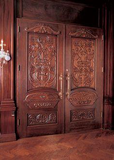Pinecrest fine wood doors leaded glass doors hand-carved doors and made to order doors | Doors | Pinterest | Lead glass Wood doors and Glass doors & Pinecrest fine wood doors leaded glass doors hand-carved doors and ...