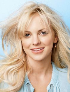 Anna Faris - she is just so funny.