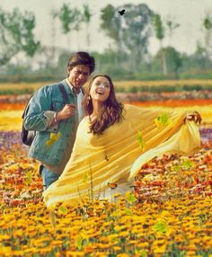 preety and SRK