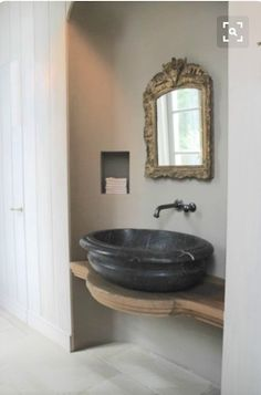 Powder room option