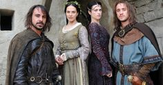 The CW Acquires Labyrinth Mini-Series with John Hurt and Jessica Brown Findlay -- The four-hour mini-series follows two women searching for the Holy Grail. Plus, Tom Felton and Vanessa Kirby co-star in this ensemble. -- http://wtch.it/x5QKS