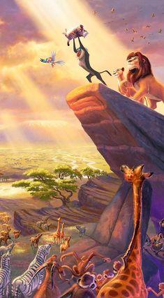 Cat Sunbathing Creates Hilarious Photoshop Battle - DISNEY & more - Simba Disney, Disney E Dreamworks, Disney Lion King, Disney Kunst, Disney Art, Disney Movies, Punk Disney, Roi Lion Simba, Le Roi Lion