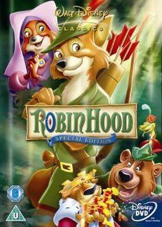 Robin Hood by Disney