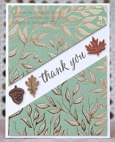 Fall Cards, Holiday Cards, Maple Leaf Images, Cards For Friends, Friend Cards, Stampin Up Christmas, Christmas Tag, Handmade Birthday Cards, Handmade Cards