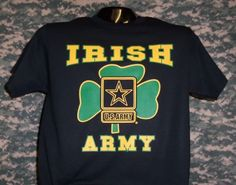 Irish Army T-Shirt