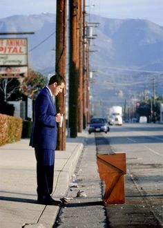 Punch Drunk Love (2002) This movie is hilariously brilliant. Adam Sandler is extremely lovable and adorable (yeah I didn't know it was possible either) and Phillip S Hoffman is so likable as a villain! Its super cute in the weirdest way and that is that.