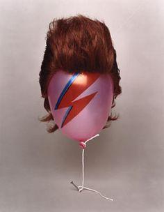 Ballon haar beeld van Paul Graves via http://www.stylink.nl/Ballonnen.html #stylink #ballon #haar
