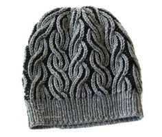 Ravelry: Flaming Beanie pattern by Lady in Yarn. Brioche knitting in worsted, two colors for contrast. Knitting Projects, Crochet Projects, Knitting Patterns, Crochet Patterns, Knit Crochet, Crochet Hats, Beanie Pattern, Knit Picks, Knit Beanie