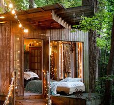The SHE SHED is taking over back gardens as women create whimsical retreats Outdoor Bedroom, Outdoor Living, Outdoor Decor, Cabana, Cheap Sheds, Woman Cave, Building A Shed, Building Plans, Shed Plans