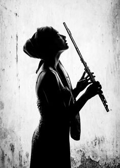 Flutist by Florence Le Guyon on 500px