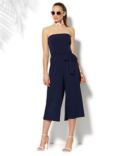 35dd8485c57a 64.95 STRAPLESS JUMPSUIT - New York   Company