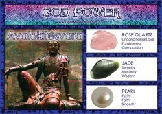 God Power: Guanyin!
