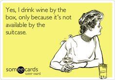 Haha! #wine #humor