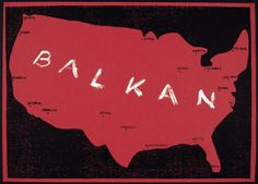 MARTEK VLADO, Untitled, (USA - Balkan), 1996. Modern Art, Usa, Movie Posters, Archive, Film Poster, Popcorn Posters, Film Posters, Poster