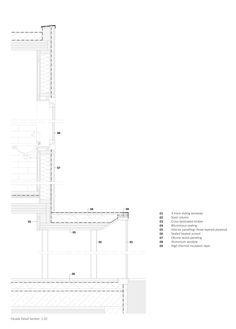 Holzbau detail  Brandschutz im Holzbau - Außenwand mit Deckenanschluss | Details ...