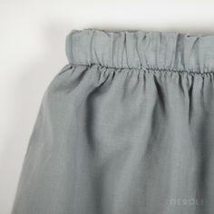 Bombacho gris (unisex) para bebé de Búho. #baby #trousers #fashion #NeroliByNagore #SS14 #Buhobcn