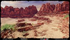 ArtStation - Uncharted 3: Drakes Deception - Caravan, Anthony Vaccaro