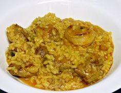 Cocina – Recetas y Consejos Couscous Recipes, Rice Recipes, Dinner Recipes, Cooking Recipes, Polenta, Quinoa, Deli Food, Spanish Dishes, Spanish Recipes