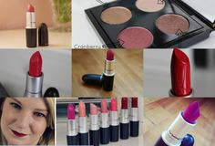 Win a Mac Lipstick and Eyeshadow of your choice