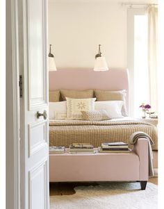 nearly neutral pink