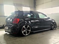 Polo on Audi rims Audi, Porsche, Volkswagen Polo, Polo Gti, Corsa Wind, Sport Seats, Vw Cars, Car Tuning, Amazing Cars
