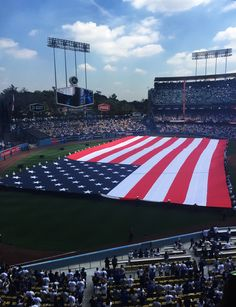 Dodger Stadium Opening Day 2016 Let's Go Dodgers, Dodger Stadium, Take Me Out, Opening Day, Basketball Court, Openness
