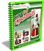 Quick and Easy Christmas #Crafts #eBook