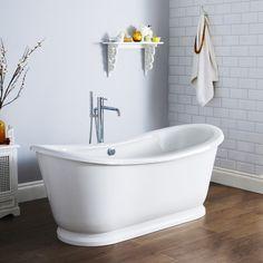 freistehende badewanne, mineralguss badewanne, freistehende, Hause ideen
