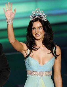 Miss Universe Natalie Glevoba.