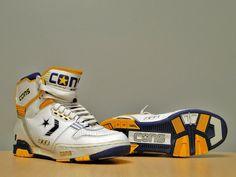 ORIGINAL owner 1988 Converse CONS ERX 400, Unbelievable, Magic Johnson Size 11.5 | eBay