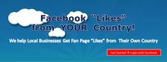 Run a Local Business? Why get Global Likes? Get Local Likes for your business fanpage @ www.regionallikespro.com