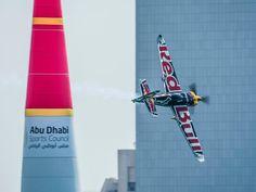 Sonka in the Abu Dhabi track