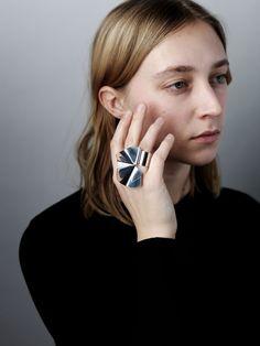 SARA ROBERTSSON  Jewellery - ENFOLD ring