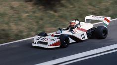 Eddie Cheever Ralt RT1 - BMW/Rosche - Project Four Racing - Rouen 1977