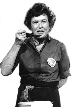 """""""Always start out with a larger pot than what you think you need.""""—Julia Child"""