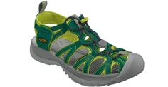 Check out the custom KEEN sandal I designed!  TGH Colors!  :P