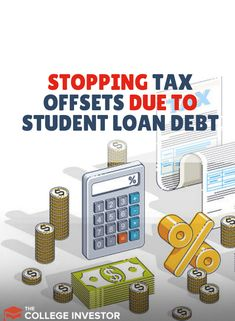 If you have fallen behind on your student loan payments or gone into default, the government can garnish your prized tax refund. Here's what you shoul Student Loan Payment, Federal Student Loans, Paying Off Student Loans, San Diego, Home Equity Line, Private Loans, Loan Money, Student Loan Forgiveness, Unsecured Loans