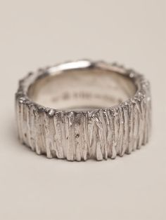 1-100 Textured Ring - Odd. - Farfetch.com
