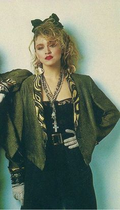 Madonna Desperately Seeking Suzan 1985