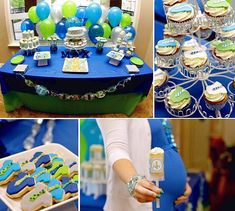 baby shower ideas for boys on a budget - Google Search