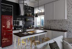26 Retro Fridges for Modern Kitchen Design   http://www.littlepieceofme.com/kitchen/retro-fridges-for-modern-kitchen-design/