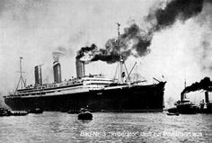 """Hamburg-Süd, Linienschiff """" Friedrich der Große """", Schlachtschiff ..."""