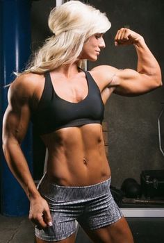 Hard muscle tgp
