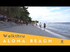 Alona Beach Resort in Panglao Island, Bohol - YouTube Bohol, Tourist Spots, The Province, Beach Resorts, Philippines, Island, Water, Youtube, Outdoor