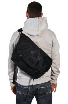 UbiWorkshop Store - Assassin's Creed Messenger Bag III, US$79.99 (http://store.ubiworkshop.com/assassins-creed/accessories/bags/assassins-creed-messenger-bag-iii/)