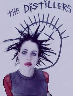 Brody Dalle- The Distillers